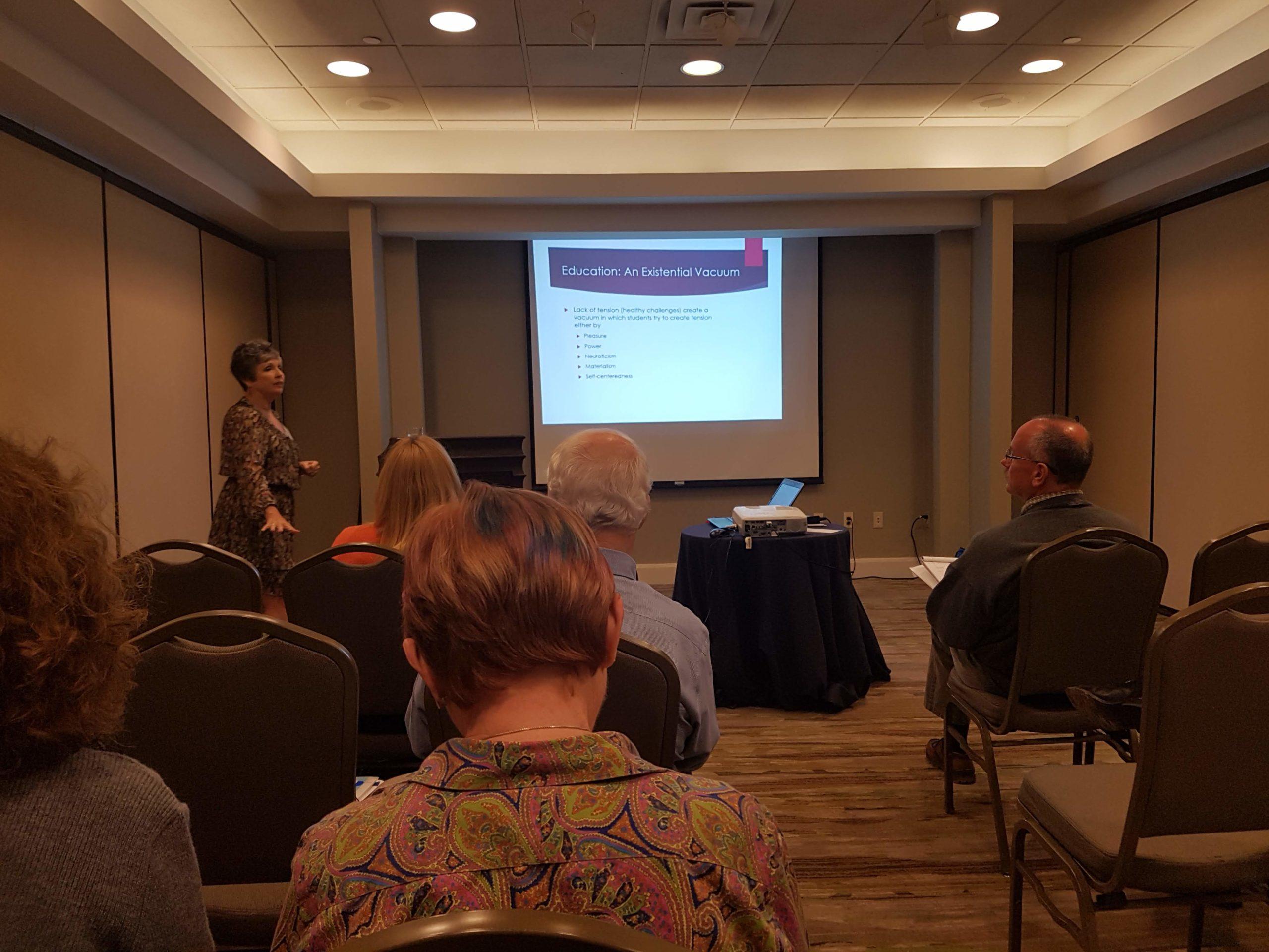 Cynthia Wimberly 22 Logotherapy World Congress Presentation