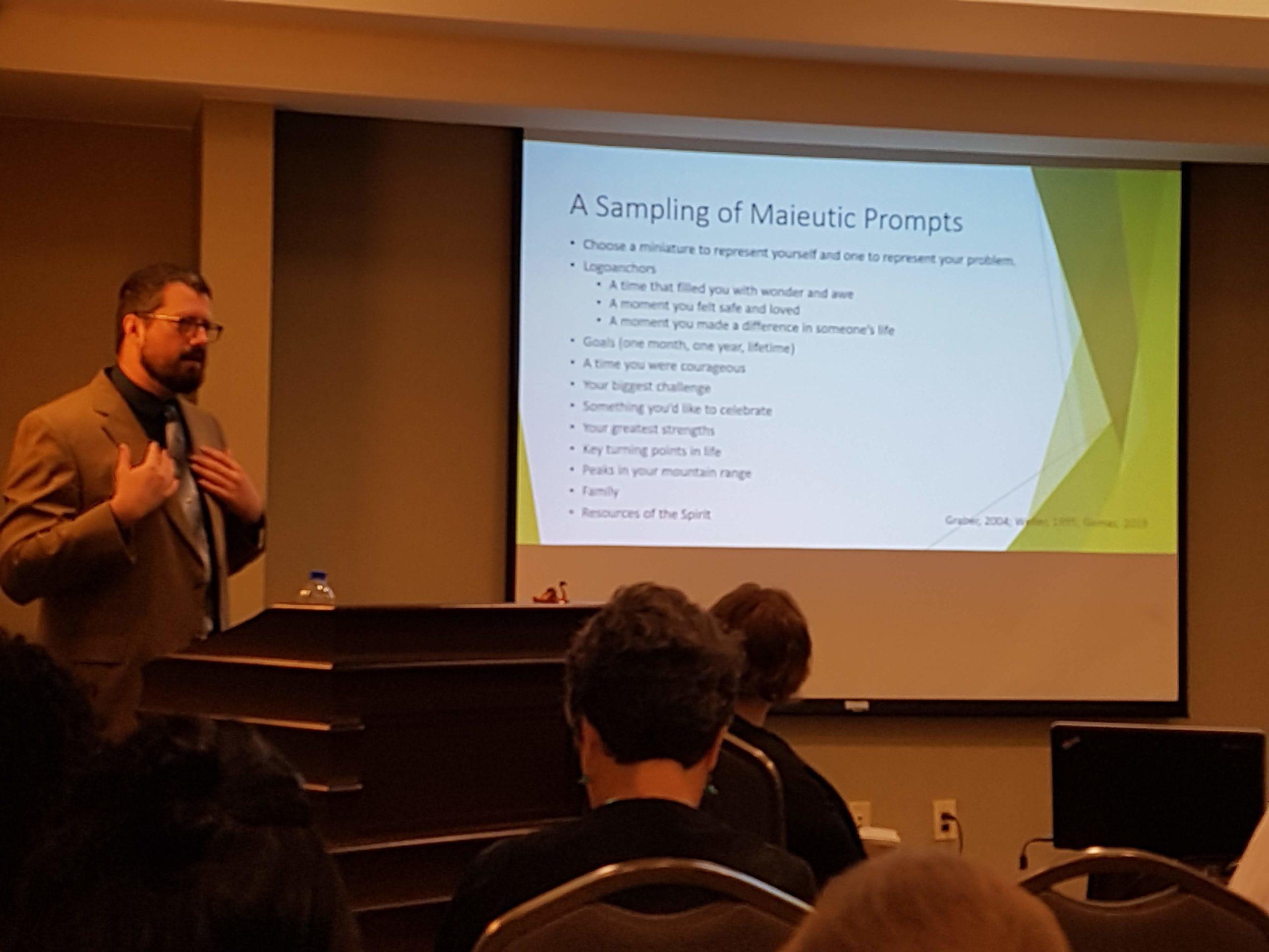 Jared Bishop 22 Logotherapy World Congress Presentation