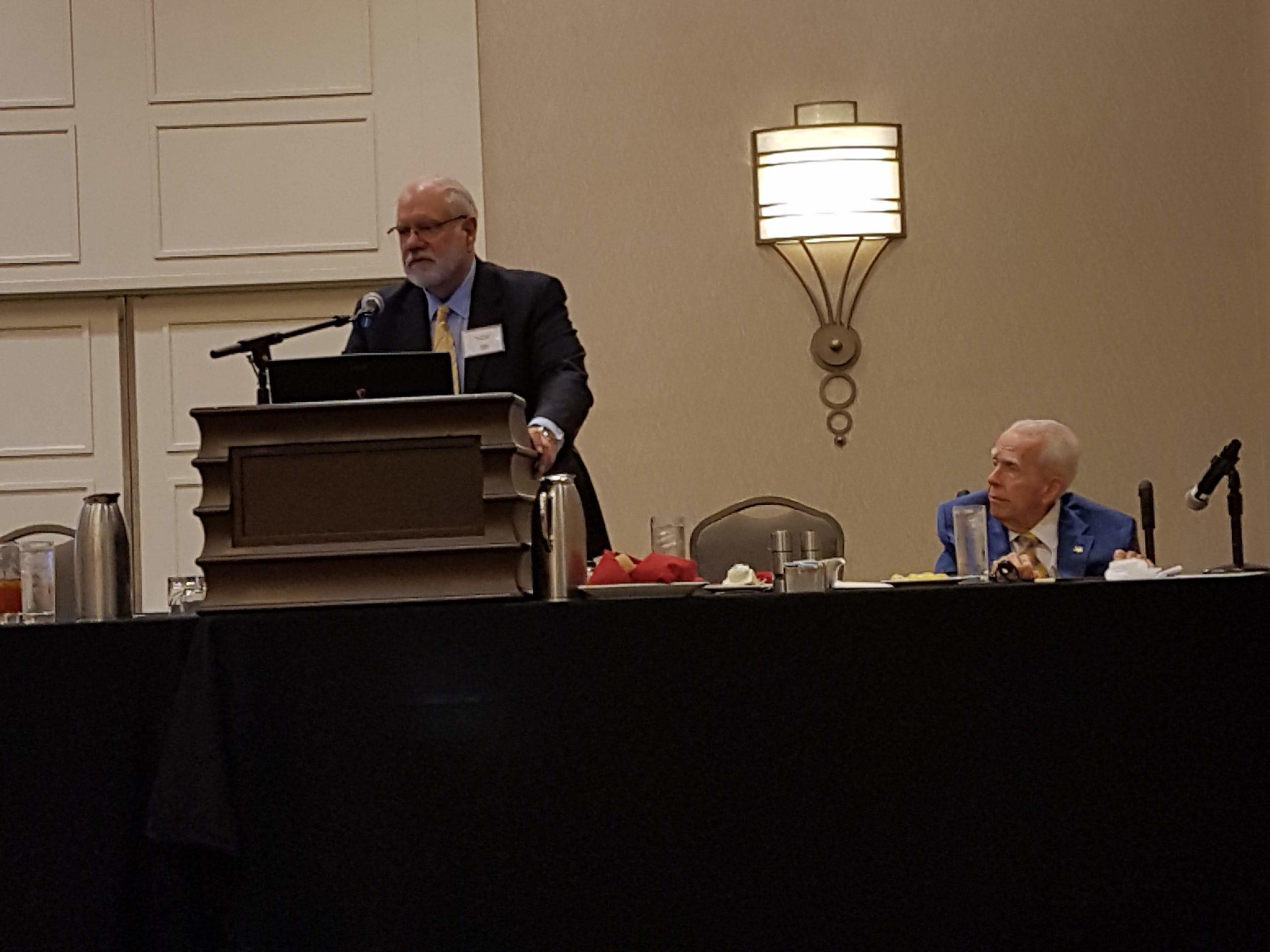 Len Wisneski 22 Logotherapy World Congress presentation