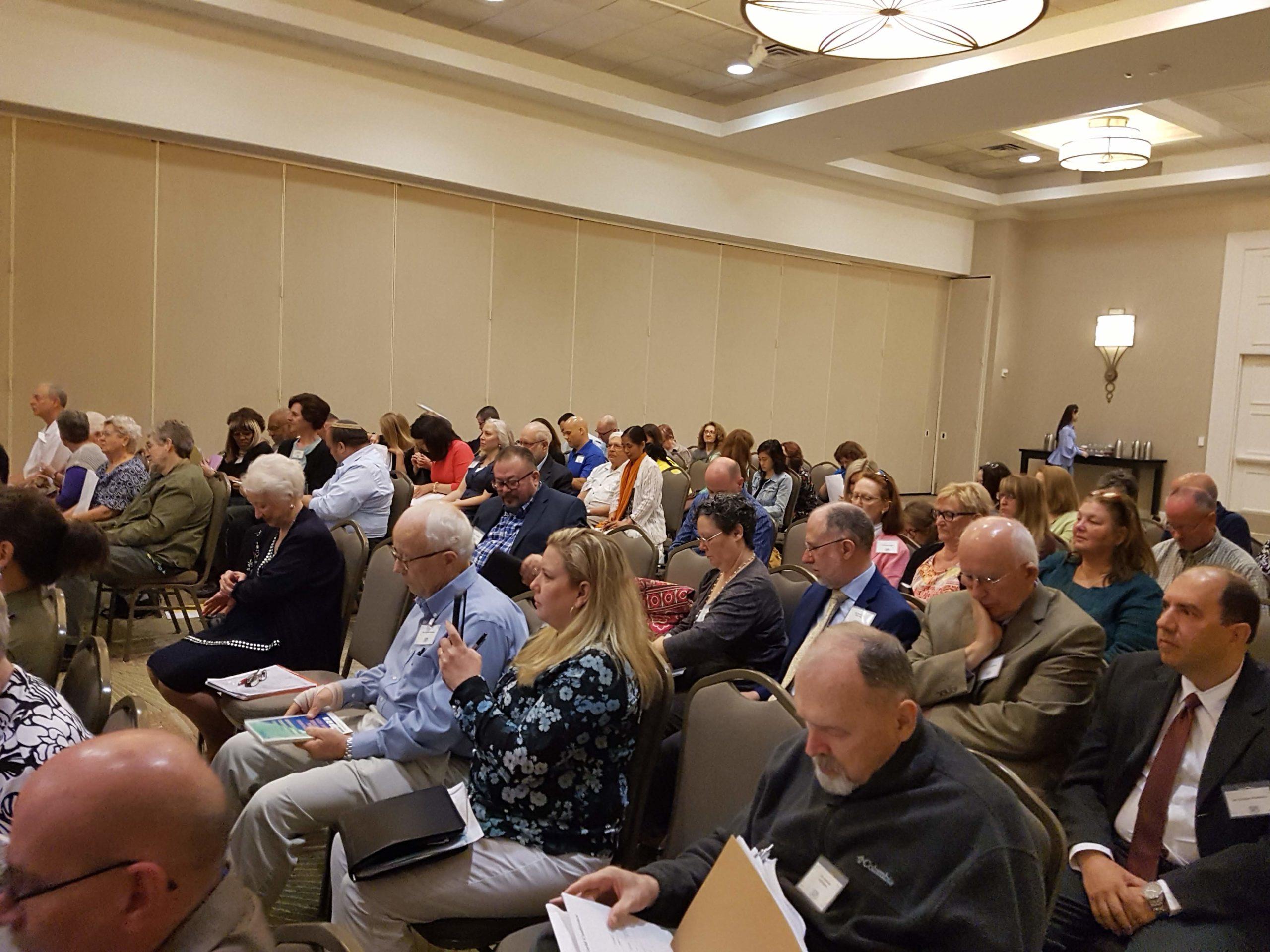 steven southwick 22 Logotherapy World Congress presentation audiance